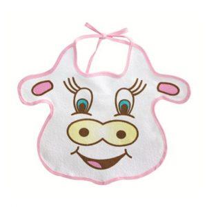 Babador Impermeável Cara de Vaca – Ref. 190 – Linha Bia Baby